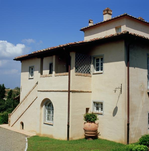 Tuscany Apartments: Tuscany Country Villa Apartments,Gambassi Terme Apartment
